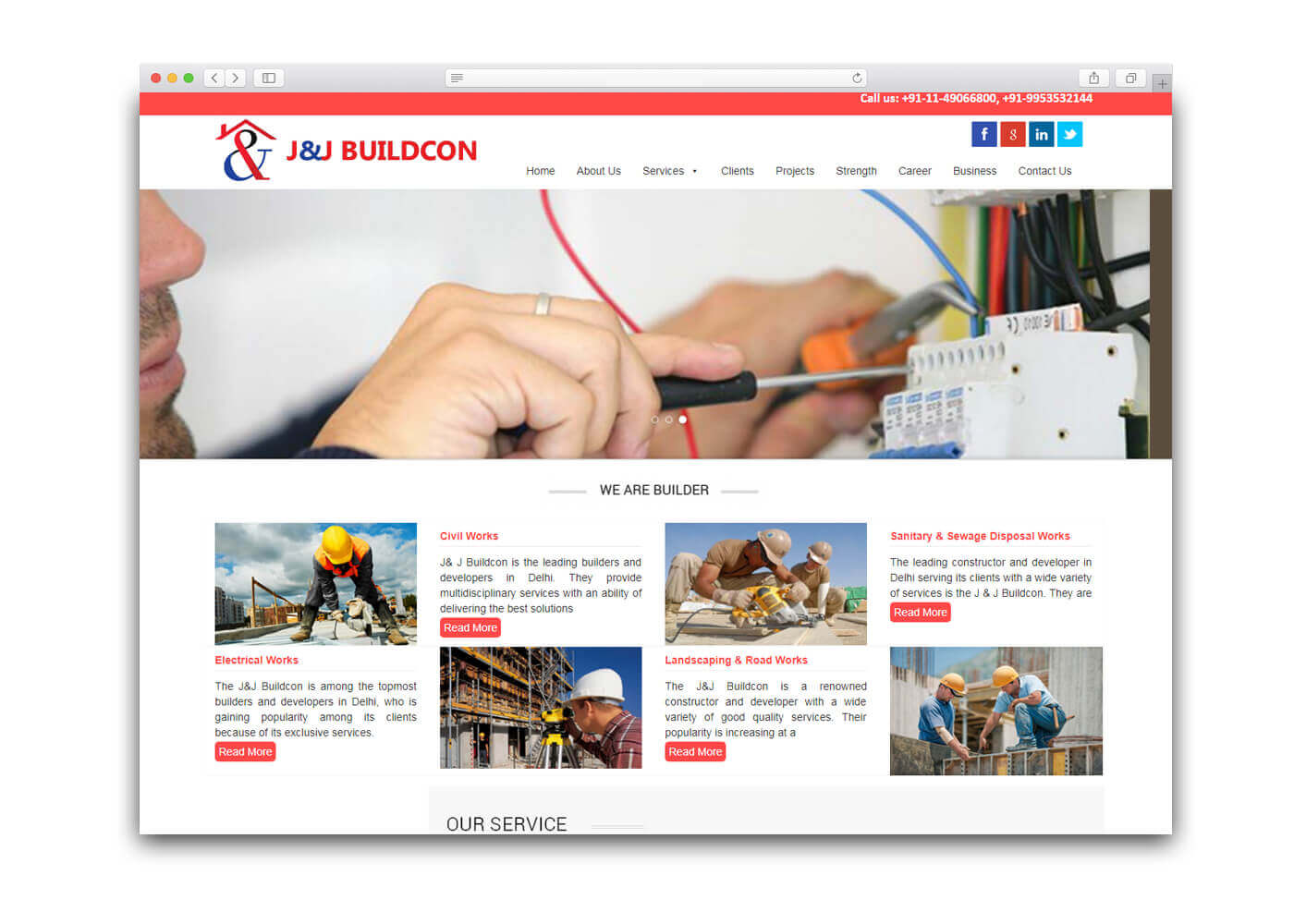 J & J Buildcon