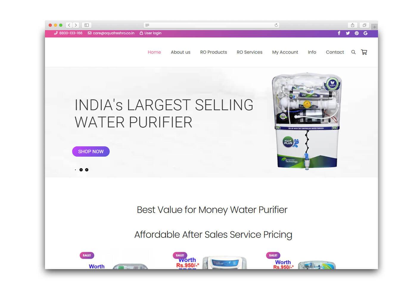 Aquafreshro