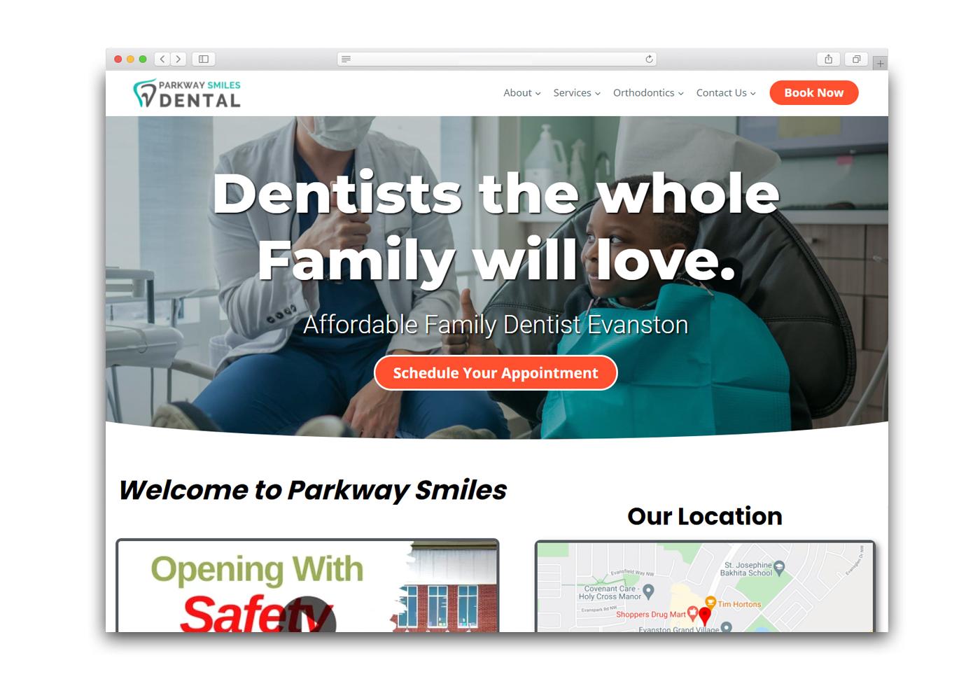 Parkway Smile Dental