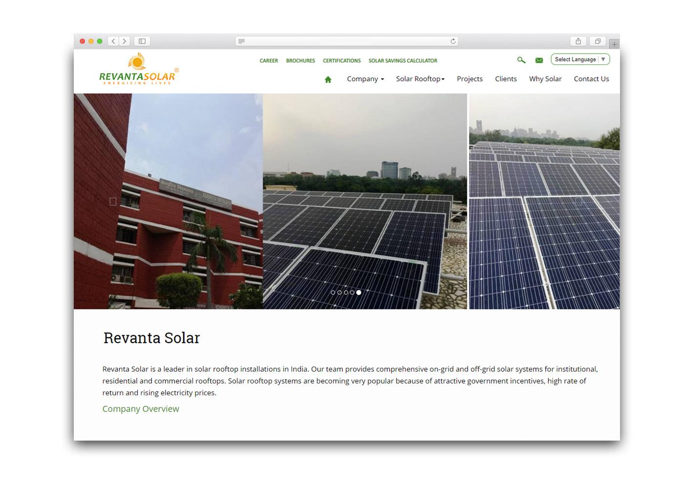 Revanta Solar
