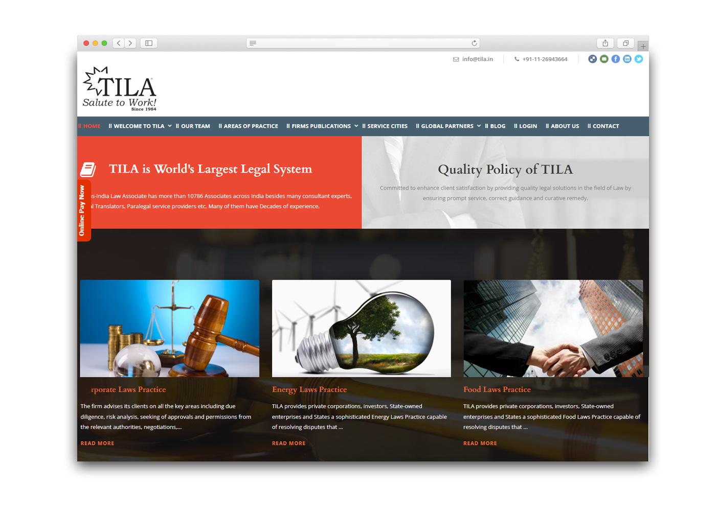 Trans India Law Associates
