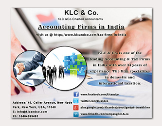 Accounting Firms in India