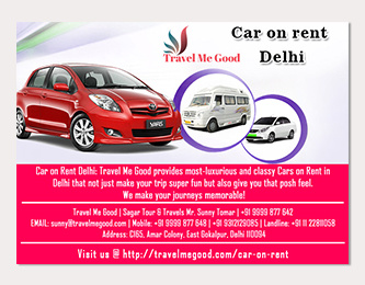 Car on rent-Delhi