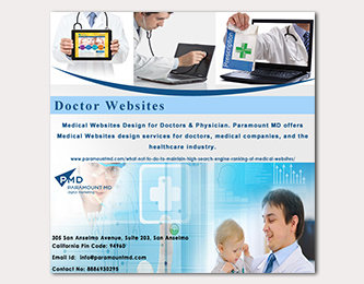 Doctor Websites
