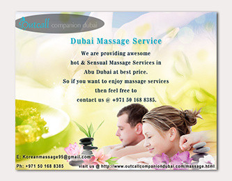 Dubai Massage Service
