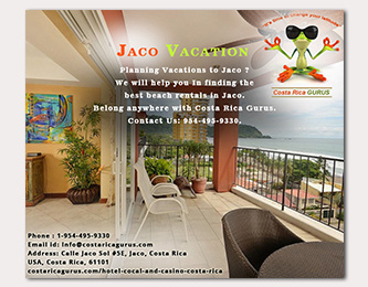Jaco Vacation