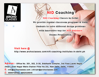 NID Coaching