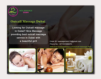 Outcall Massage Dubai