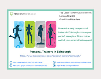 Personal Trainers Edinburgh