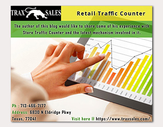 Retail Traffic Counter